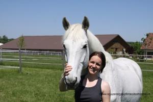 Anne - Louise Haas - Brunner Equus Energes Pferdeosteotherapie