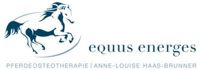 Equus Energes Pferdeosteotherapie  Anne-Louise Haas-Brunner